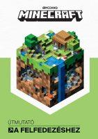 Könyv borító - Minecraft – Útmutató a felfedezéshez