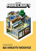 Könyv borító - Minecraft – Útmutató a kreatív módhoz