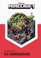 Könyv borító - Minecraft – Útmutató a vöröskőhöz