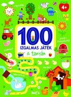 Könyv borító - 100 izgalmas játék – A tanyán