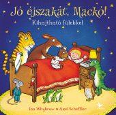 Könyv borító - Jó éjszakát, Mackó!