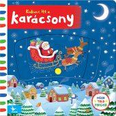 Könyv borító - Kukucs, itt a karácsony