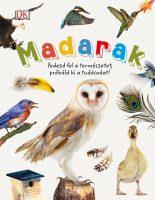 Könyv borító - Madarak