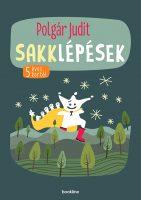 Könyv borító - Sakklépések – 5 éves kortól