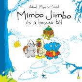 Könyv borító - Mimbo Jimbo és a hosszú tél