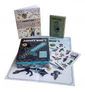 Könyv borító - Minecraft túlélőcsomag