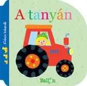 Könyv borító - Kíváncsi kiskacsák – A tanyán