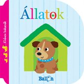 Könyv borító - Kíváncsi kiskacsák – Állatok
