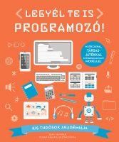 Könyv borító - Legyél te is programozó!