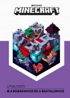Könyv borító - Minecraft – Útmutató a bűbájokhoz és a bájitalokhoz