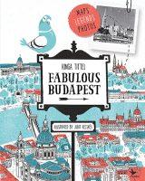 Könyv borító - Fabulous Budapest