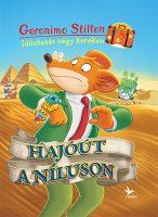 Könyv borító - Geronimo Stilton – Hajóút a Níluson