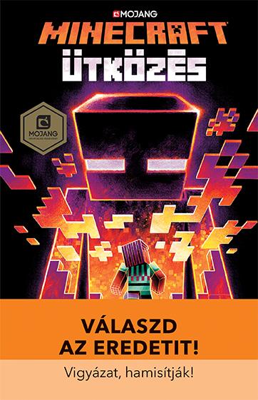 Könyv borító - Minecraft – Ütközés