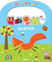 Könyv borító - Első táskakönyvem – Állatok