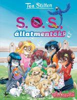 Könyv borító - Tea Stilton – S.O.S., állatmentők!