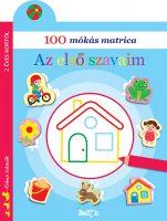 Könyv borító - 100 mókás matrica – Az első szavaim