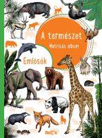 Könyv borító - A természet – Emlősök