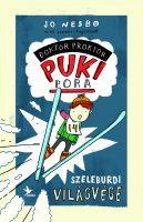 Könyv borító - Doktor Proktor pukipora 3. – Szeleburdi világvége