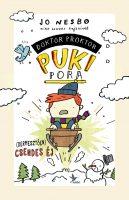 Könyv borító - Doktor Proktor puki pora 5. – (Dermesztően) csendes éj