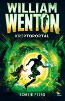 Könyv borító - Kriptoportál – William Wenton 2.