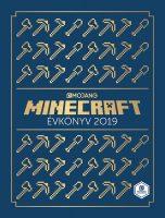 Könyv borító - Minecraft – Évkönyv 2019