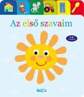 Könyv borító - Kíváncsi kiskacsák – Első szavaim