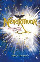 Könyv borító - Nevermoor 1. – Morrigan Crow négy próbája