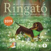 Könyv borító - Ringató naptár 2019
