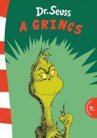 Könyv borító - A Grincs