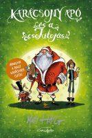 Könyv borító - Karácsony apó és a csokitojás