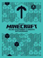 Könyv borító - Minecraft – Teljes gyűjtemény a kreatív építkezéshez