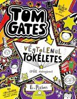 Könyv borító - Tom Gates végtelenül tökéletes (pár dologban) – Tom Gates 5.