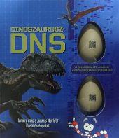 Könyv borító - Jurassic World: Dinoszaurusz DNS