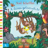 Könyv borító - A dzsungelzenekar