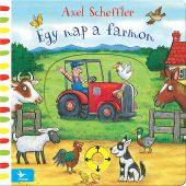Könyv borító - Egy nap a farmon