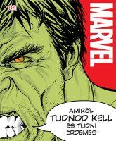 Könyv borító - Marvel – Amiről tudnod kell és tudni érdemes