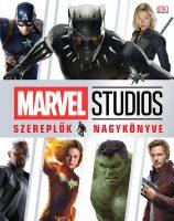 Könyv borító - Marvel Studios – Szereplők nagykönyve