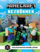 Könyv borító - Minecraft kezdőknek