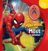 Könyv borító - Marvel – Most te mesélsz! – Pókember