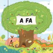 Könyv borító - A fa