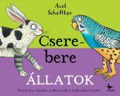 Könyv borító - Csere-bere állatok