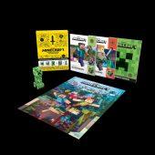 Könyv borító - Minecraft – Teljes gyűjtemény felfedezőknek