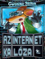 Könyv borító - Az internet kalóza