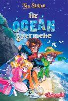 Könyv borító - Az óceán gyermeke