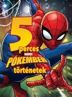 Könyv borító - 5 perces Pókember történetek