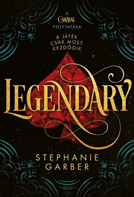 Könyv borító - Legendary