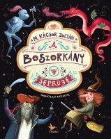 Könyv borító - A boszorkány seprűje