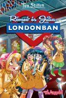 Könyv borító - Rómeó és Júlia Londonban