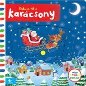 Könyv borító - Kukucs, itt a karácsony!