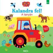 Könyv borító - Kalandra fel! – A tanyán